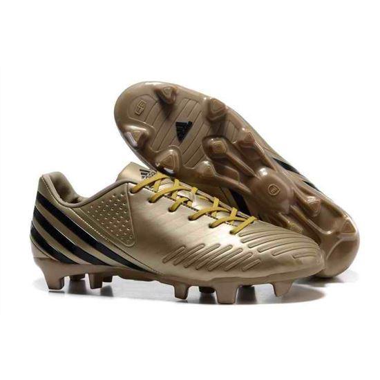 official photos 4e8f2 d7f5c Soccer Cleats,Soccer Shoes,Adidas Predator LZ TRX FG Football Boots - Gold