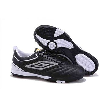 Umbro Cup 1088# TF Football Boots - Black White