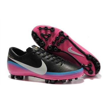 Nike Mercurial Vapor Superfly Fourth-style -CR-exclusive personal - Black White Pink