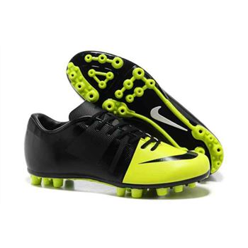Nike Mercurial Victory III SG AG Football Boots - Black Green