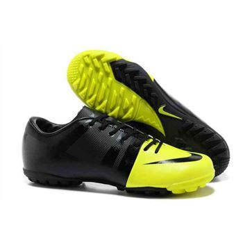Nike Mercurial Vapor VIII TF Football Boots - Black Green