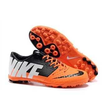 Nike BOMBA FINALE II Football Boots - Black Orange