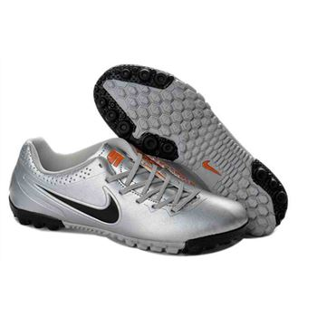 Nike5 BOMBA FINALE Football Boots - Silver Orange