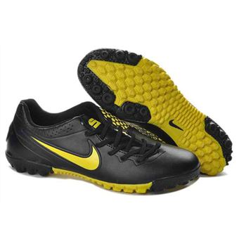 Nike5 BOMBA FINALE Football Boots - Black Yellow