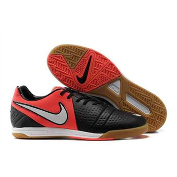 Nike CTR360 Maestri III IC Indoor Soccer Shoes - Black Red