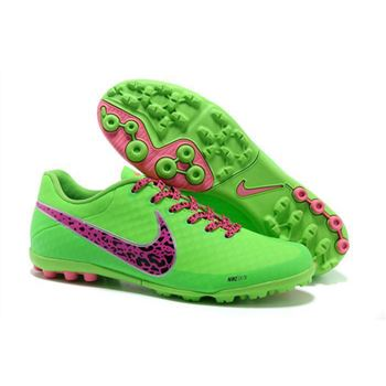 Nike Elastico Finale II Football Boots - Green Purple