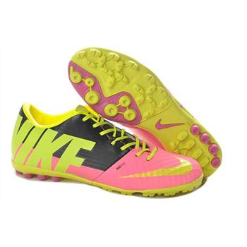 Nike Elastico Finale II Football Boots - Pink Fluorescent Green