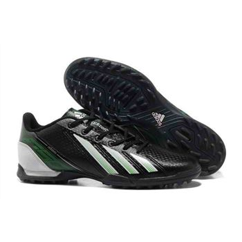 Adidas F50 Adizero TRX TF Soccer Cleats - Black