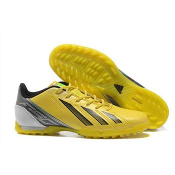 Adidas F50 Adizero TRX TF Soccer Cleats - Yellow