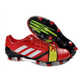 Adidas Nitrocharge 1.0 TRX FG - Red White