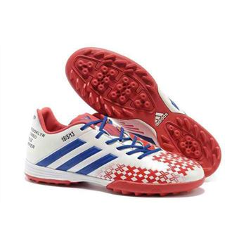 Adidas Predator Lethal Zones TF - Soccer Boots - White Red
