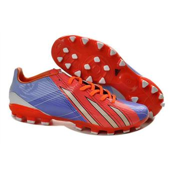 Adidas Adizero F50 TRX AG Synthetic - Turbo Purple White