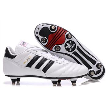 Adidas Copa Mundial SG Soccer Cleats - White Black