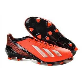 Adidas Adizero F50 TRX FG - Red Black
